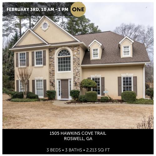 1505 Hawkins Cove Trl, Roswell, GA 30076