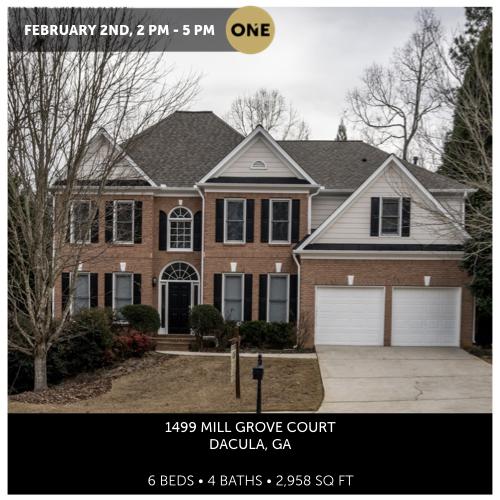 1499 Mill Grove Ct, Dacula, GA 30019