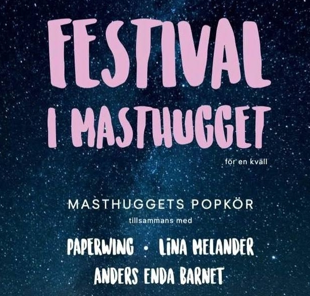 Festival i Masthugget 2018