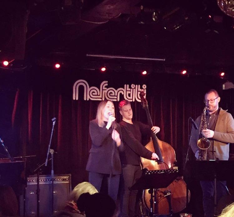 Nefertiti Jazzklubb 2018