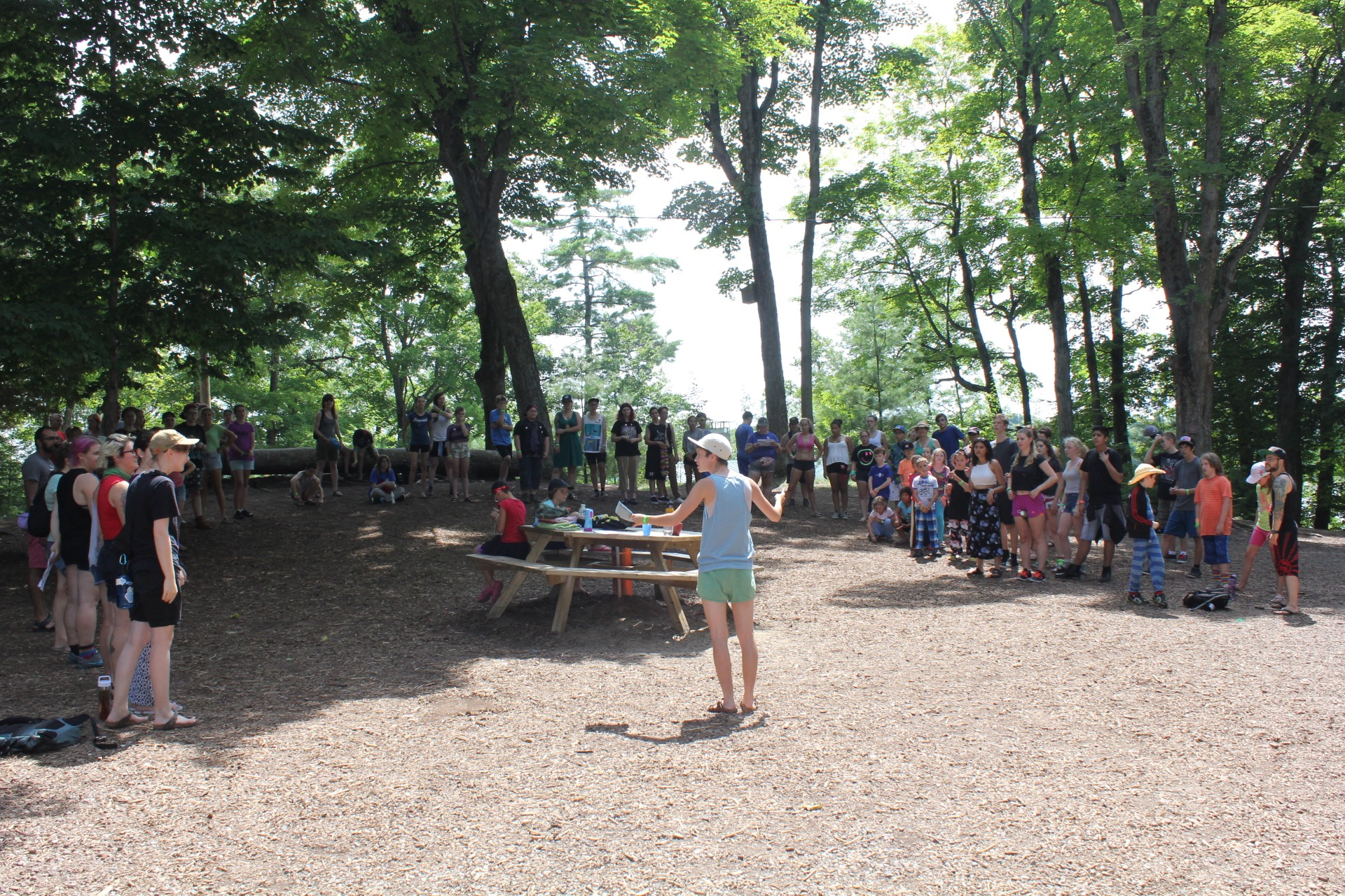 LGBTQ+ Kids Blossoming and Living Their Truths at Camp (HuffPost)