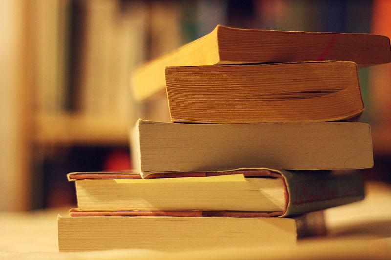 Book_sale_loot_(4552277923).jpg