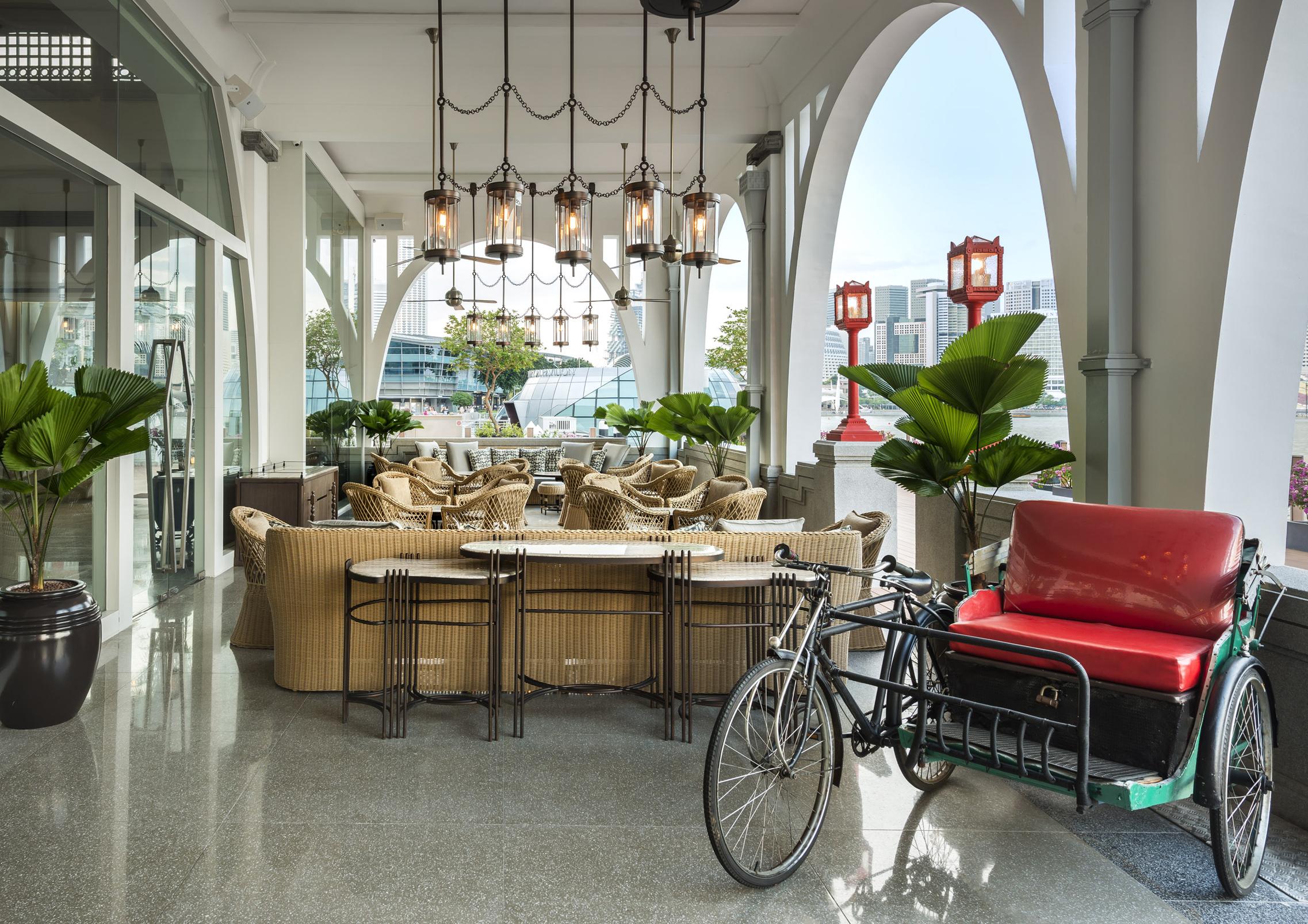 Image courtesy of Fullerton Bay Hotel