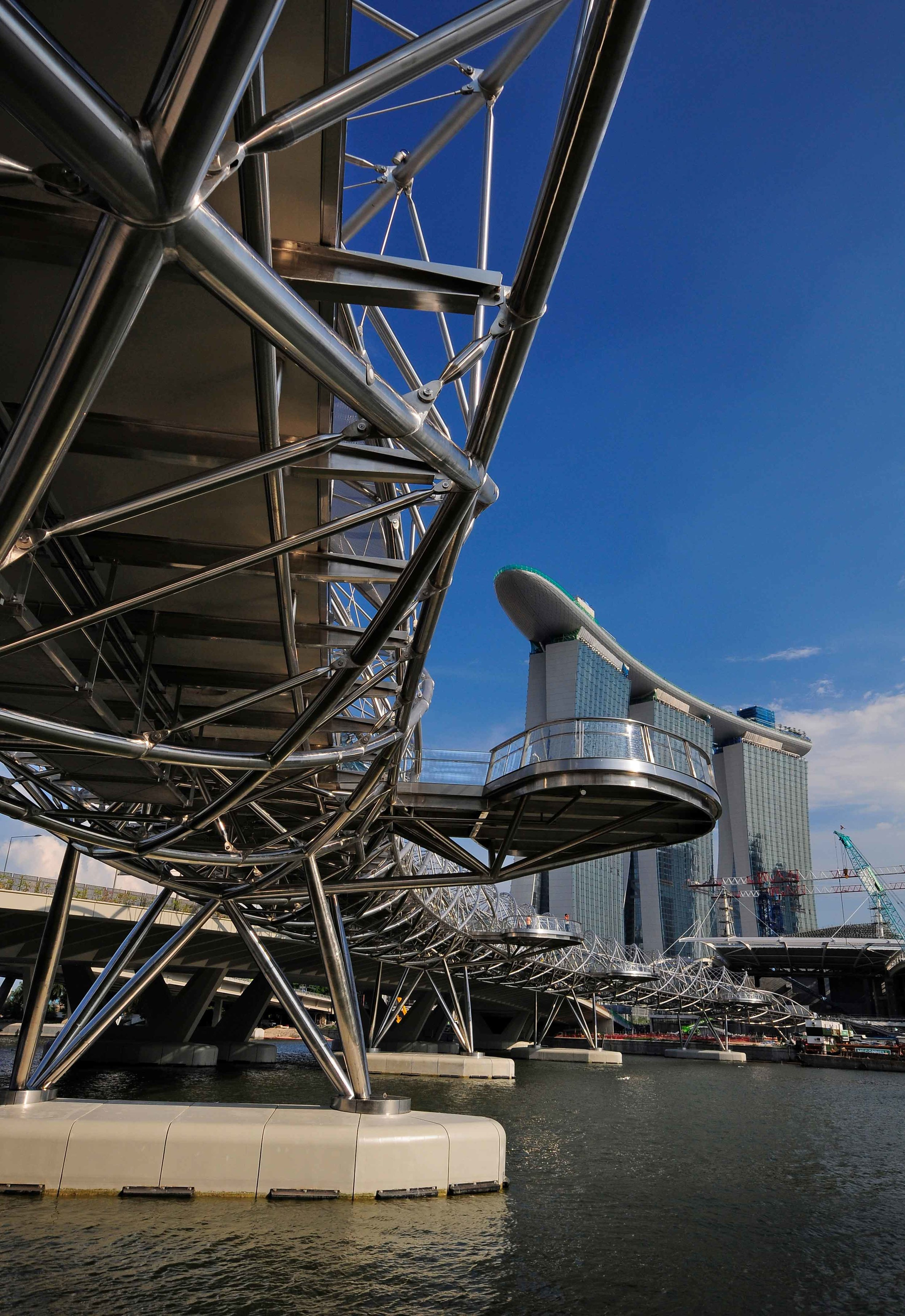 5: The Helix - Public infrastructure & the art of science