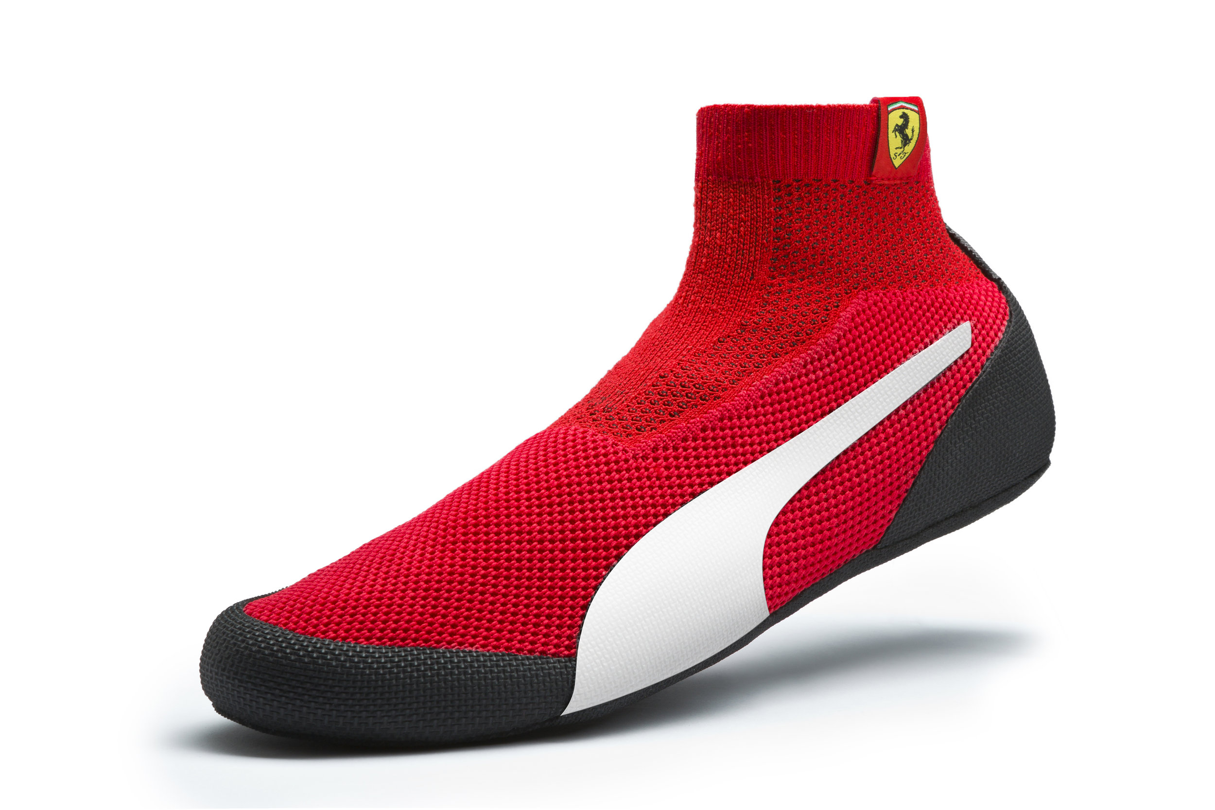 PUMA evoKNIT Driver Pro Formula 1 driver shoe