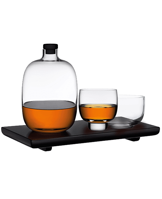 MALT whiskey glass set
