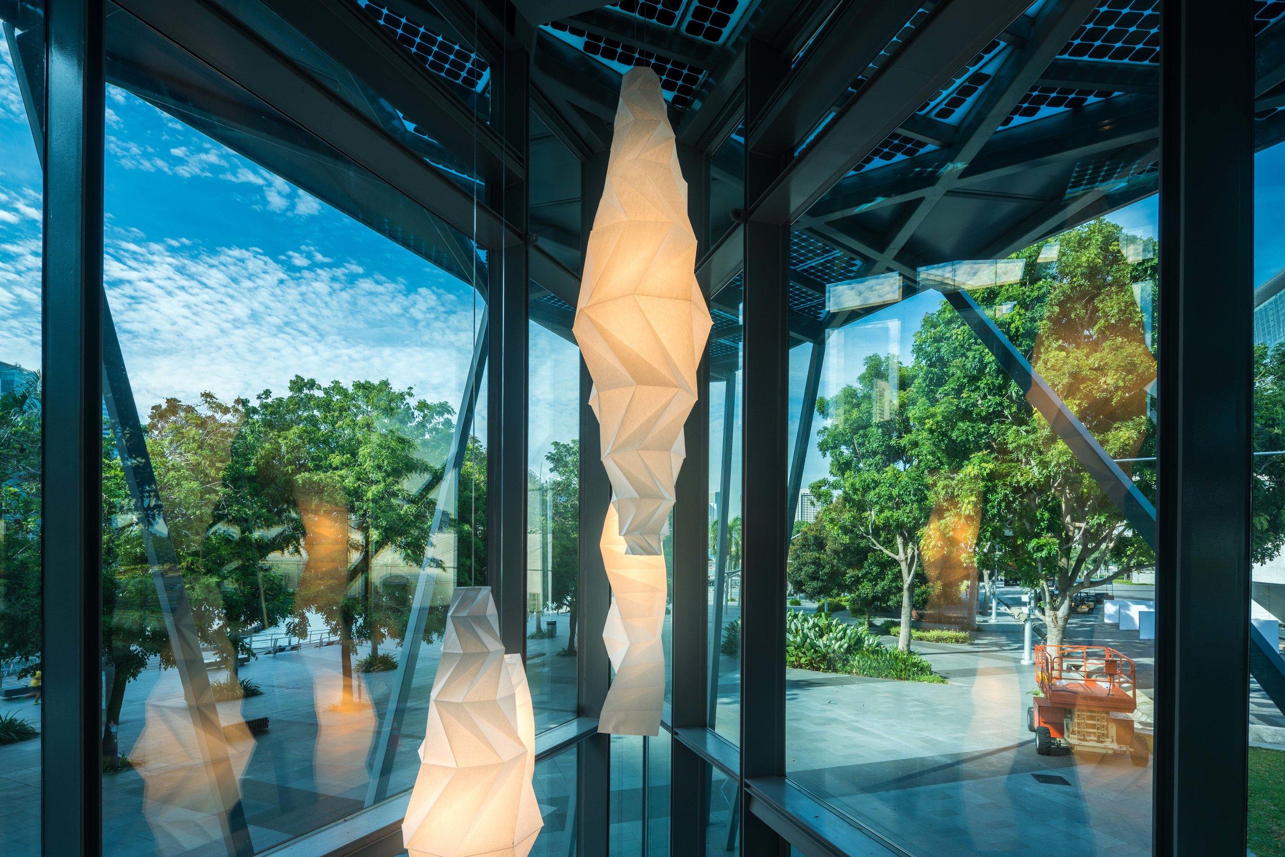 IN-EI ISSEY MIYAKE lighting