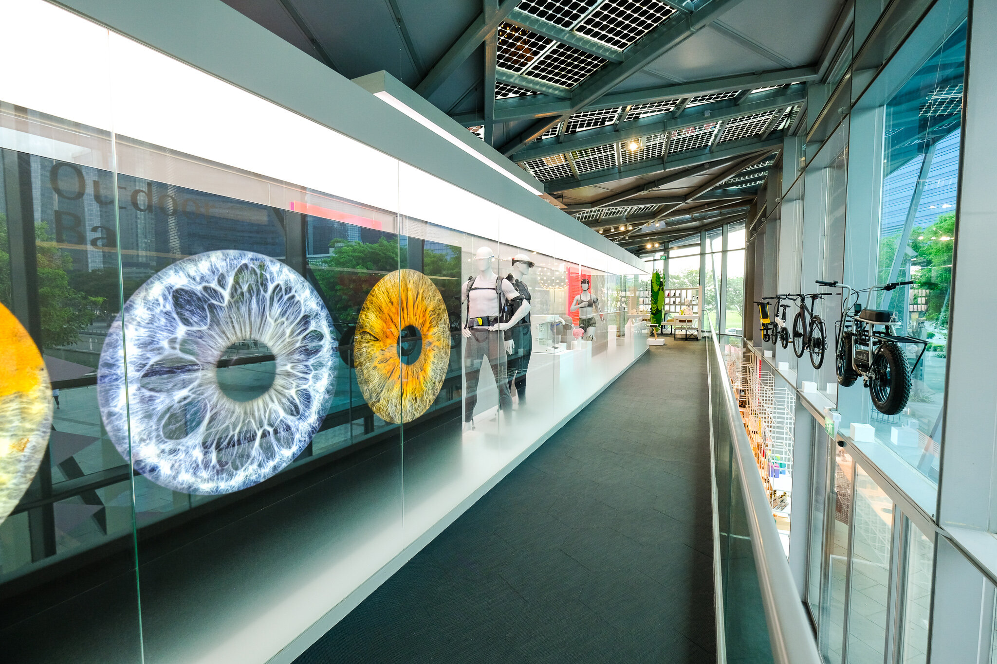 Human-Nature design exhibition -