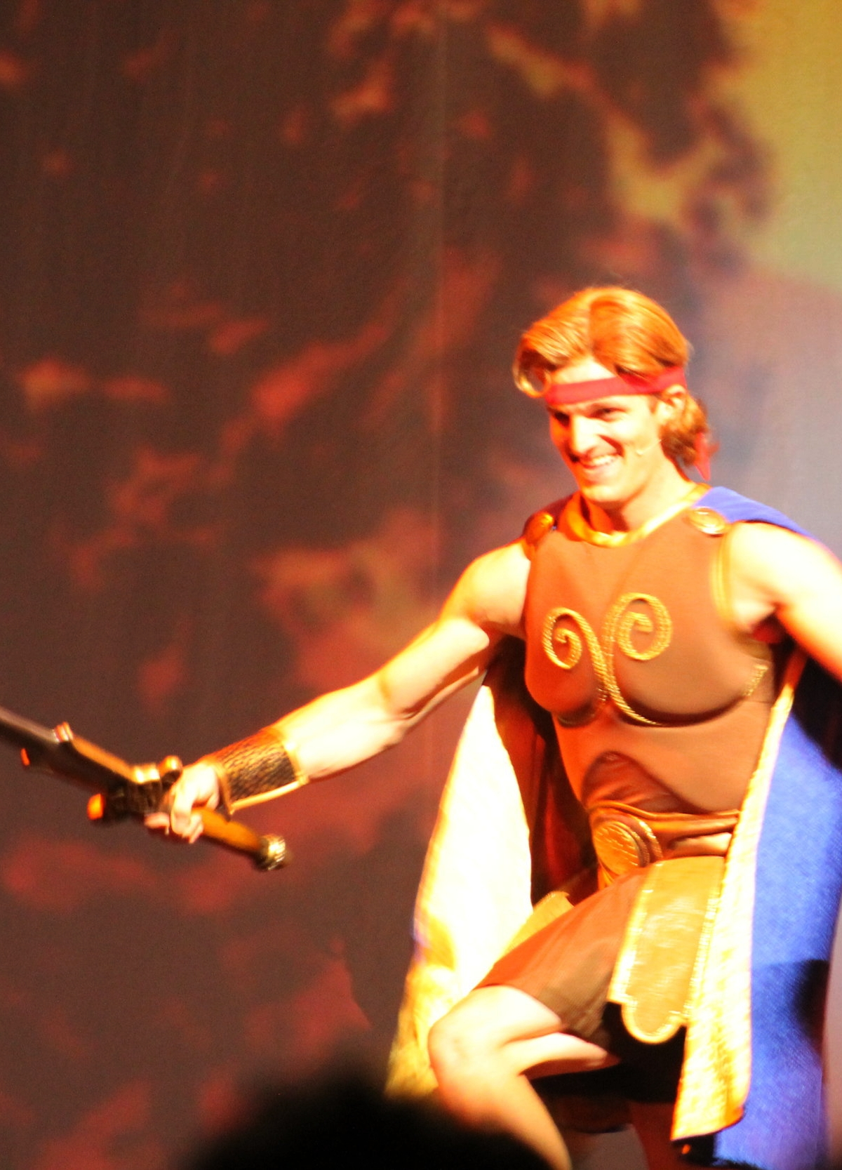 Hercules- Disney's Wishes - Disney Cruise Line