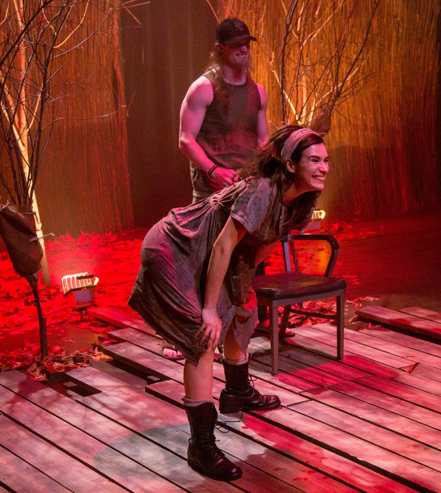 Macbeth - Case Western Reserve University/Cleveland Play House MFA Acting Program