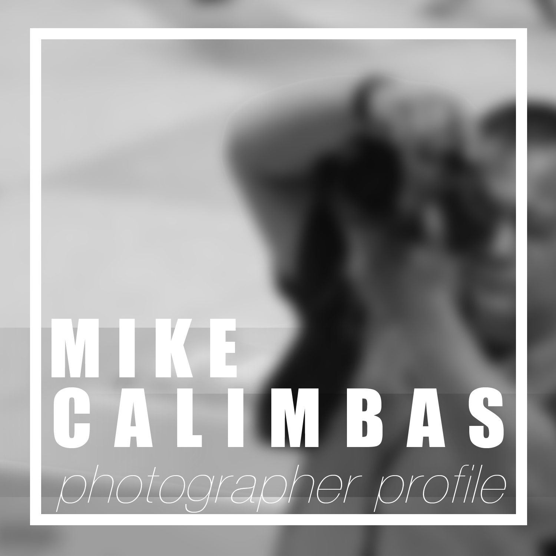 Mike Calimbas Photographer Profile