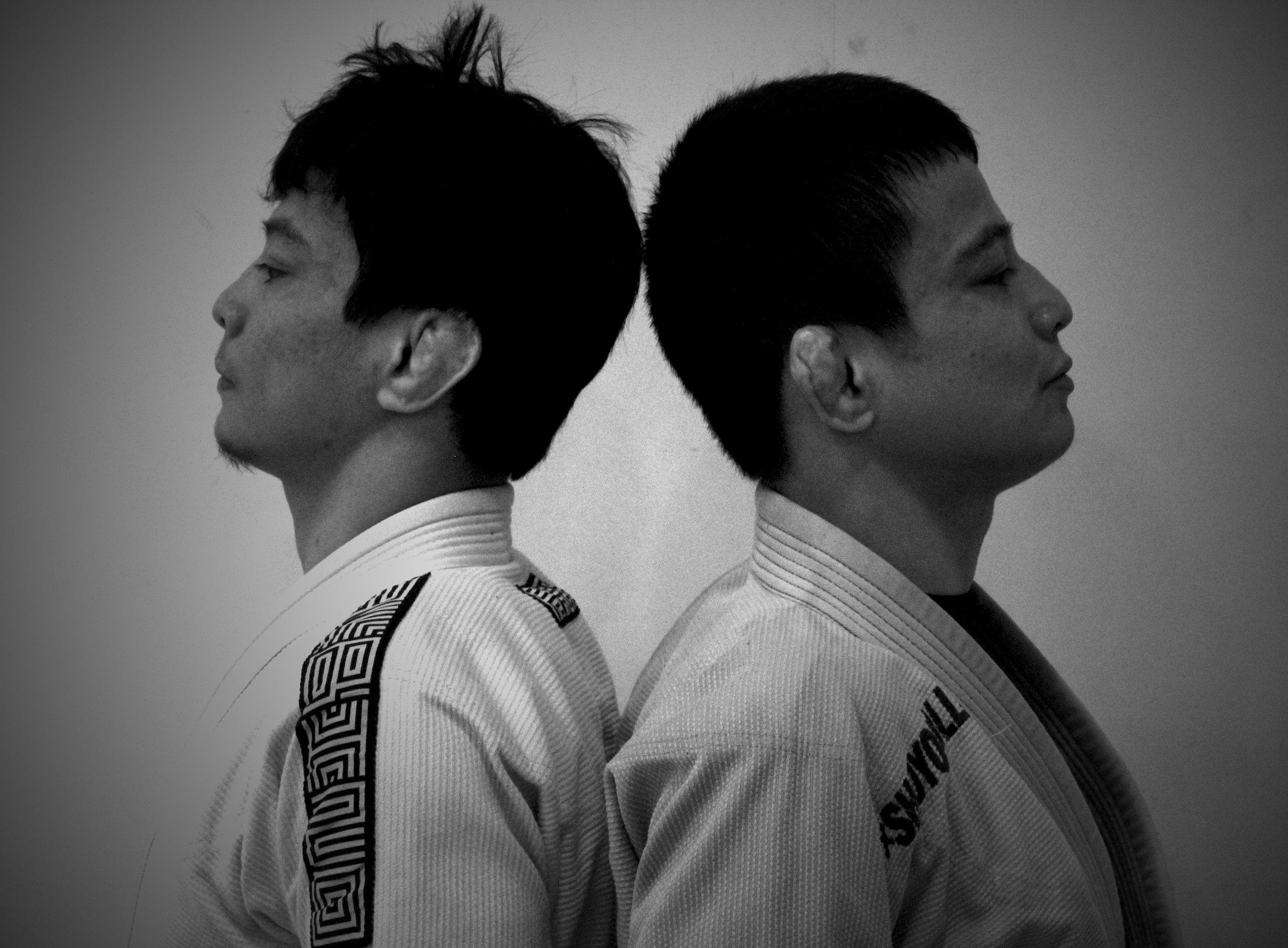 Paulo and Joao Miyao