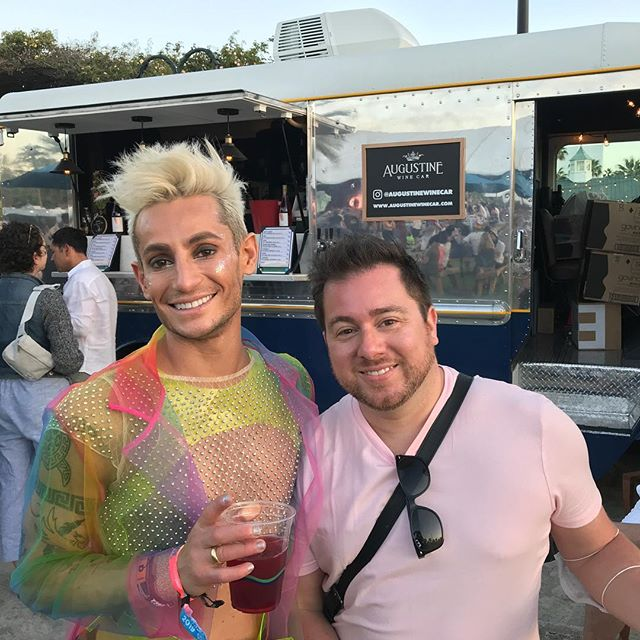 Thanks for coming by @frankiejgrande and @jonerikgoldberg