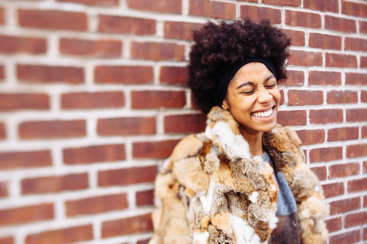 """WELL AND GOOD  Kattia Solano featured in """"This Is your Complete Guide To Caring For Curls This Winter"""