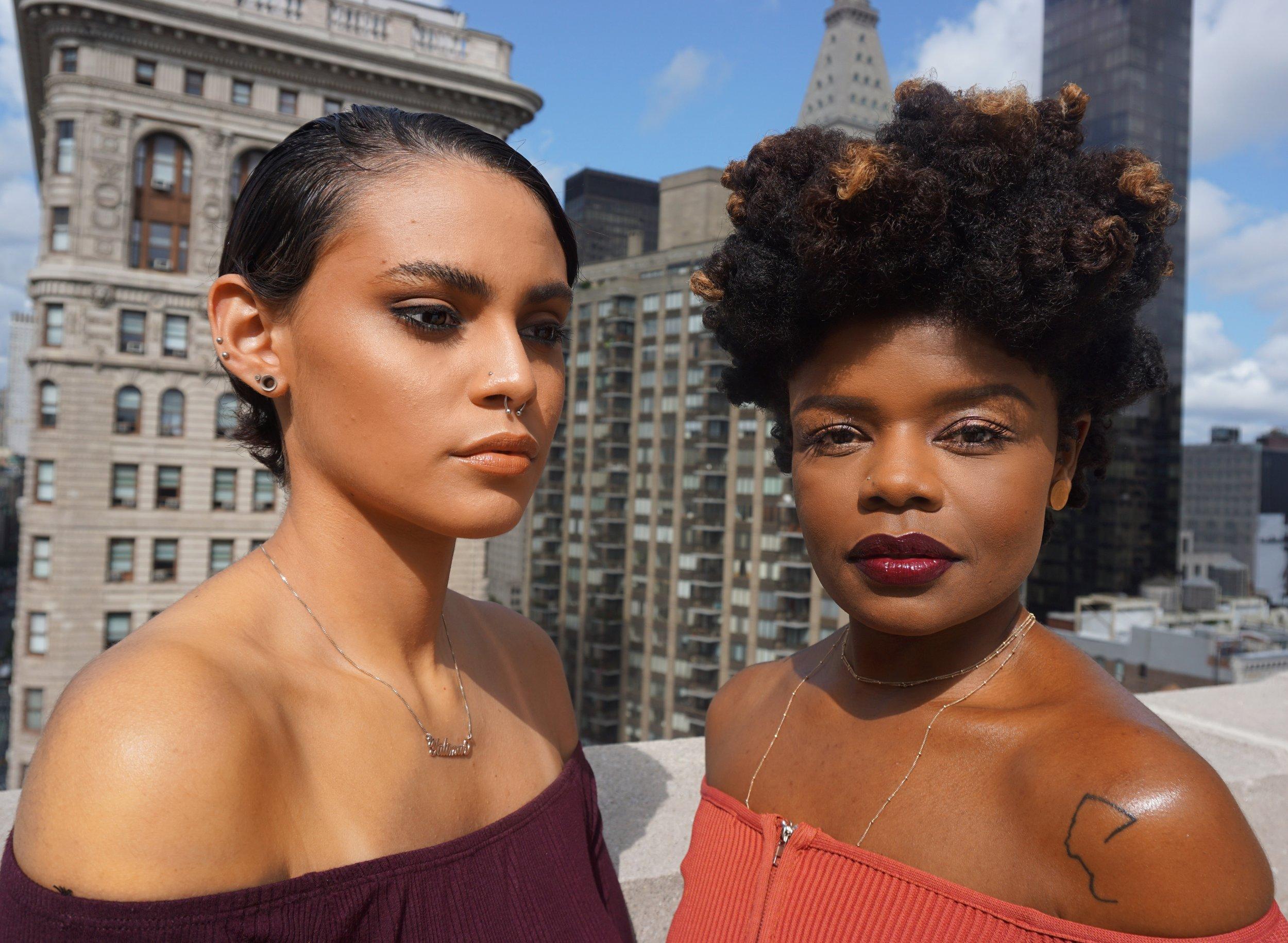 Fall Makeup by Tedrick Lamar