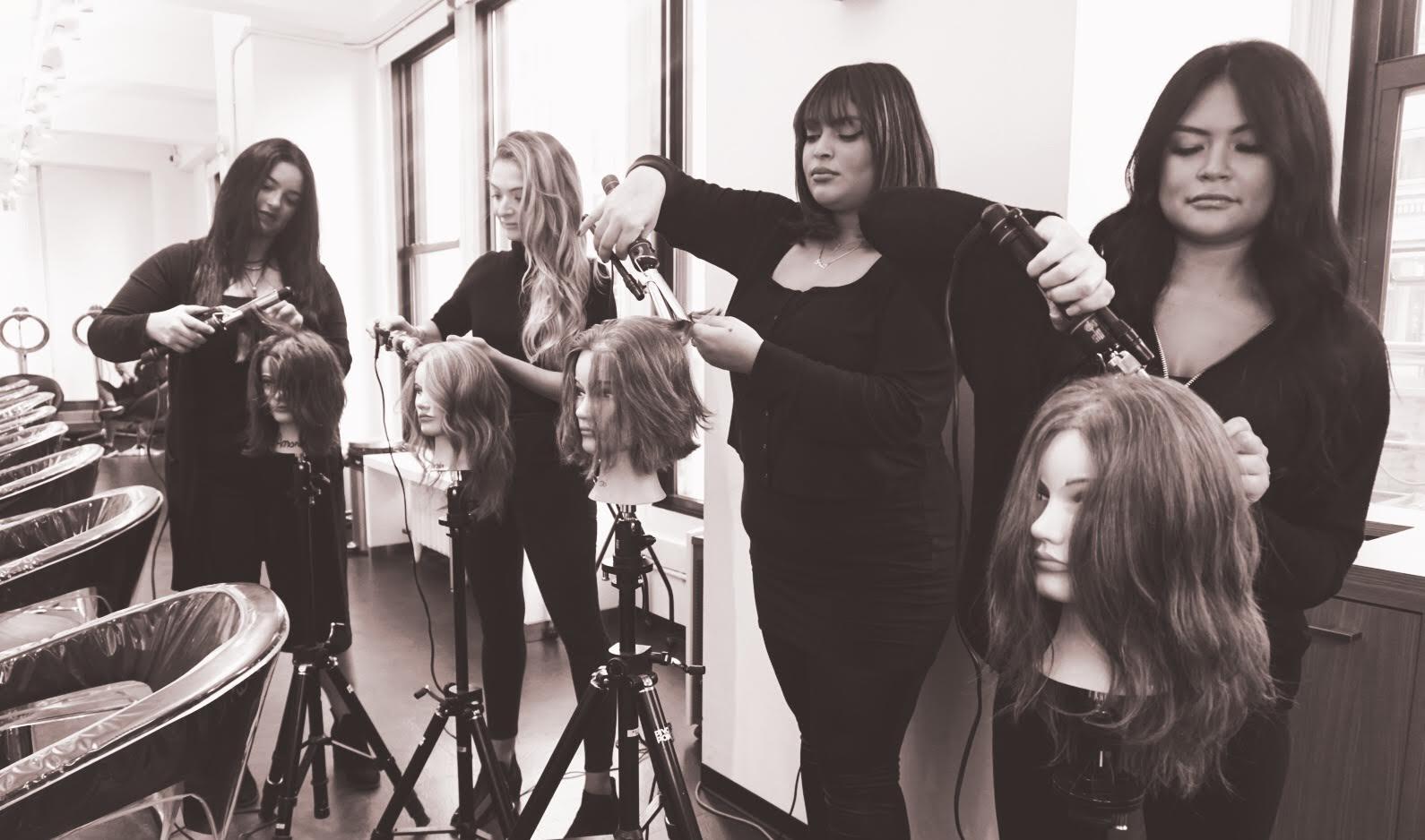 Apprentice Program - Hair models needed