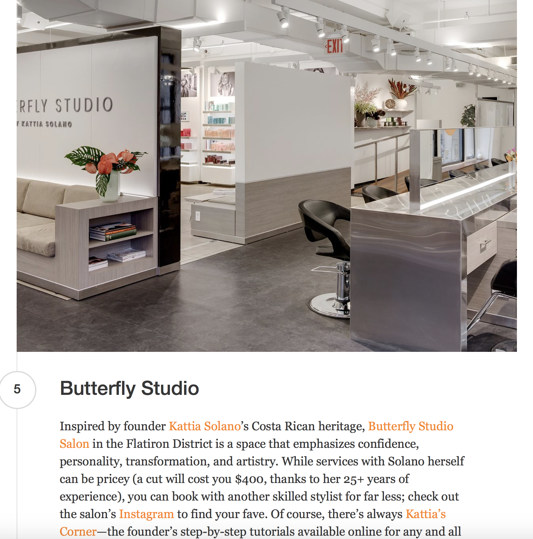 JETSETTER.COM   The 11 Best Salons in NYC Now (2019)