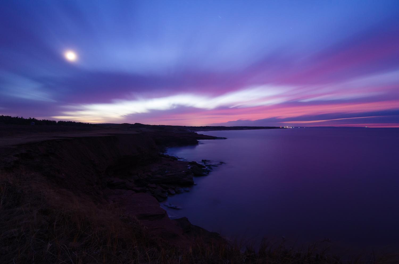 Twilight at Cavendish