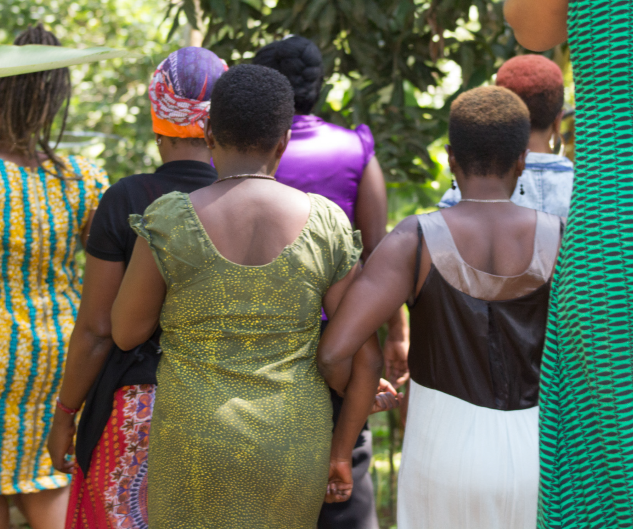 Anonymous women from Entebbe - Women from various walks of life and ages residing in Entebbe, Wakiso district.