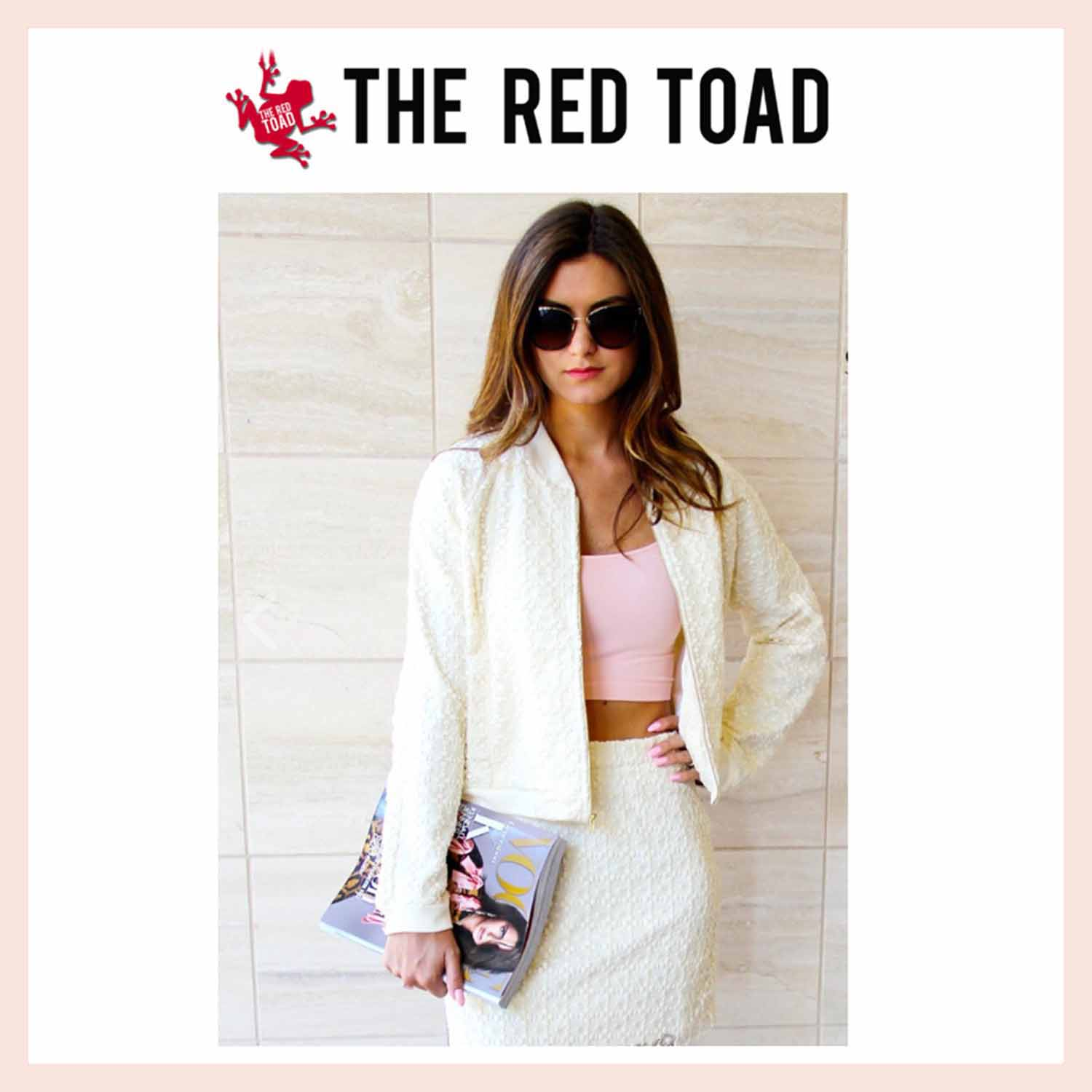 The Red Toad