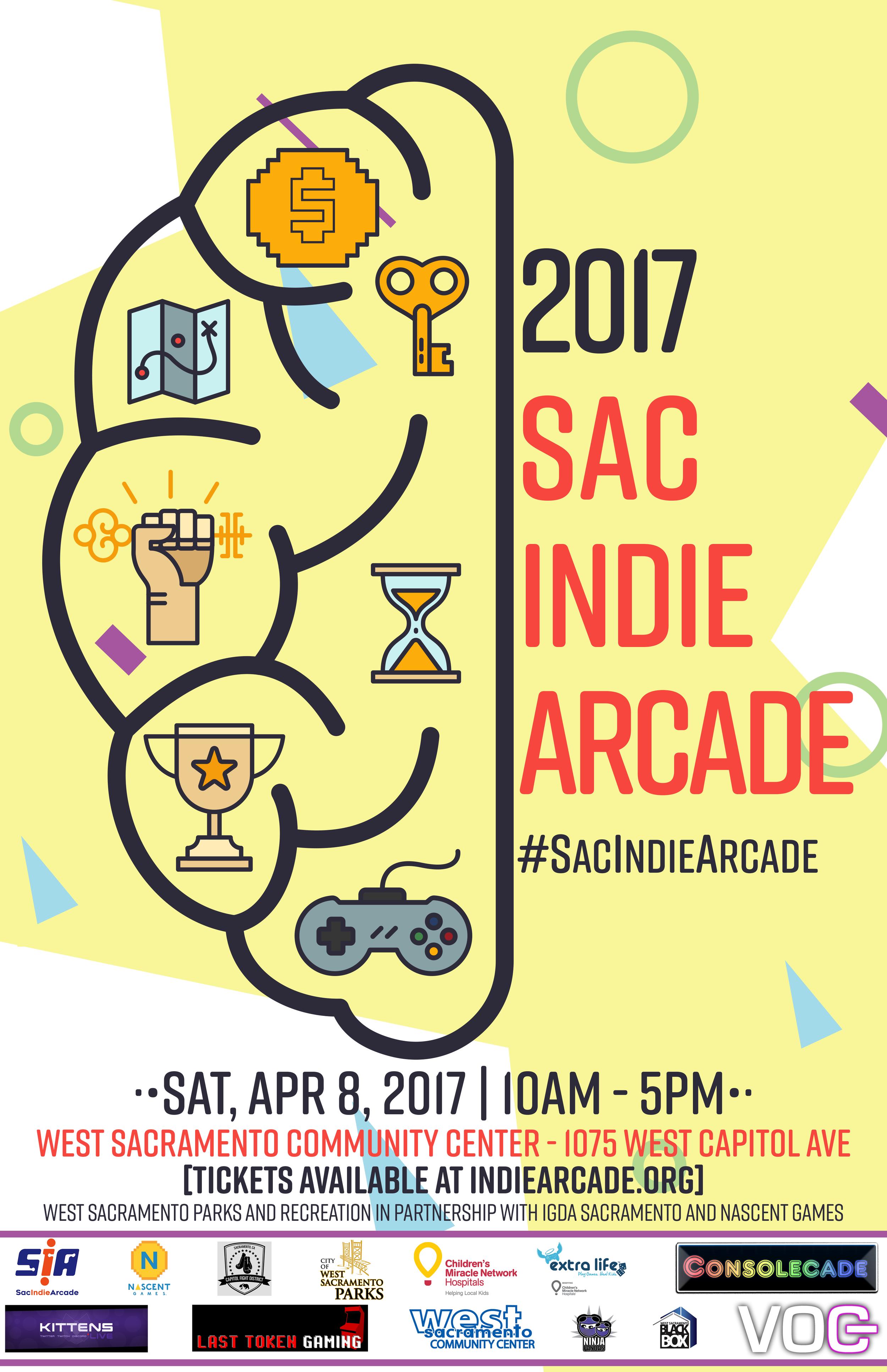 Sacramento Indie Arcade