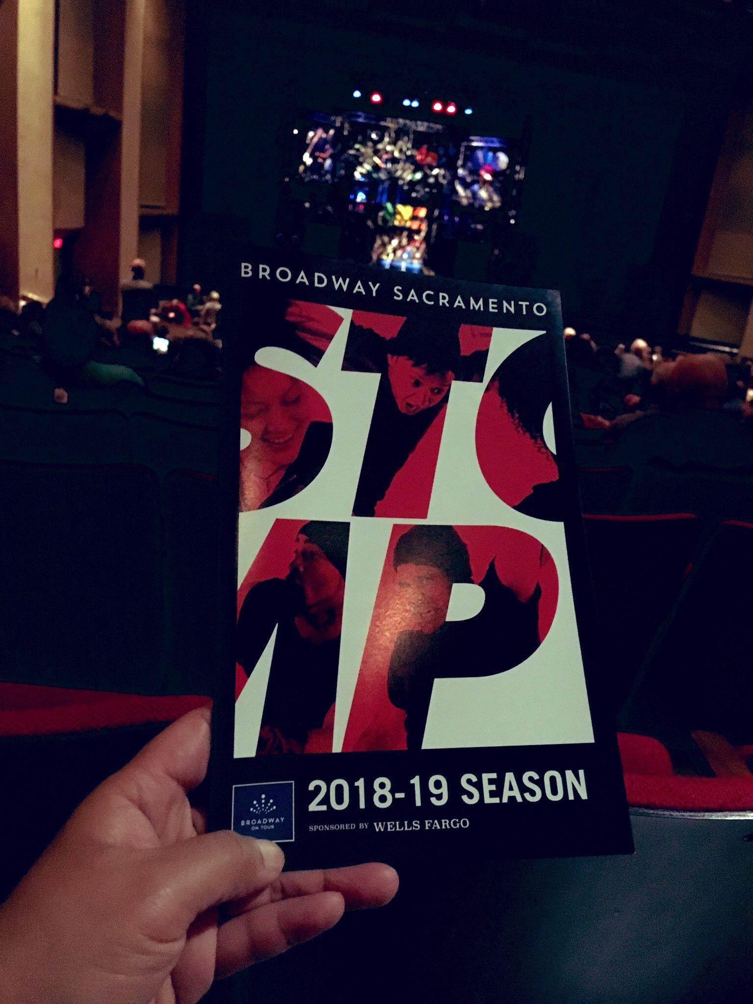 BroadwaySacramentoSTOMP