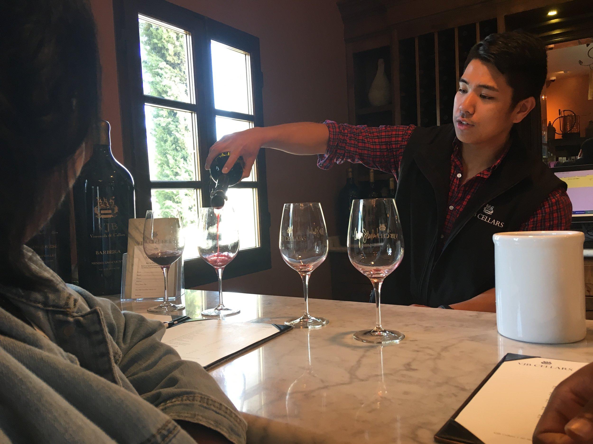 Bryen M., Wine Educator