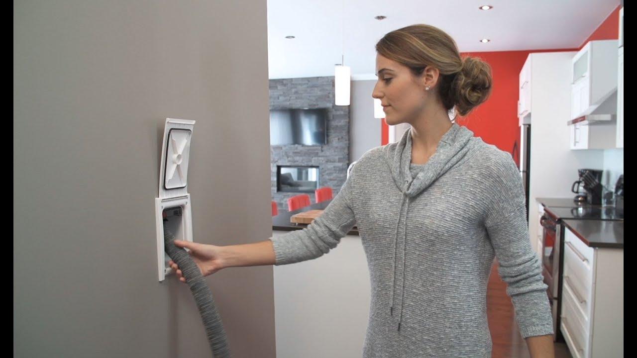Remodelage - Tant qu'il y a un accès à un grenier ou un plafond suspendu, le système d'aspirateur central Hide-A-Hose peut être installé dans la plupart des maisons.