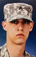 Army PFC Eric D. Soufrine, 20 - Woodbridge, CT/Jun 14