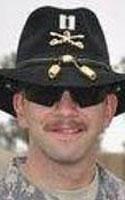 Army CAPT David E. Van Camp, 29 - Whelling, WV/Jun 29