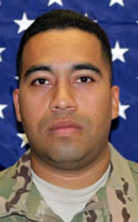 Army SGT. William B. Gross Paniagua, 28 - Daly City, CA/July 31