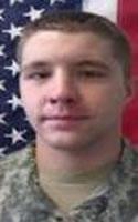 Army SPC Jordan M. Morris, 23 - Stillwater, OK/Aug 11