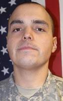 Army PFC Reuben J. Lopez, 27 - Williams, CA/Aug 11