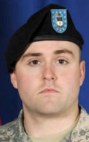 Army PFC Brandon S. Mullins, 21 - Owensboro, KY/Aug 25, 2011