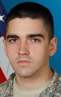 Army SPC. Christopher D. Horton, 26 - Collinsville, OK / Sept 9, 2011
