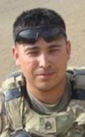Army SSG Daniel A. Quintana, 30 - Huntington Park, CA / Sept 10, 2011