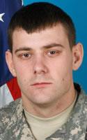 Army PFC. Tony J. Potter Jr., 20 - Okmulgee, OK / Sept 9, 2011