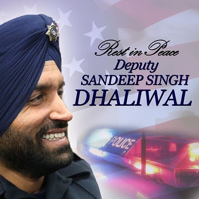 With our heavy hearts we regret to inform our community that one of our member, Harris County Sheriff's Office Sheriff Sandeep Dhaliwal was shot and killed while performing his duty. Please keep him and his family in your prayers. 🙏We will update you as more information is available.