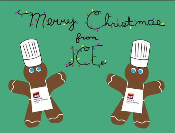 Merry Christmas from ICE!