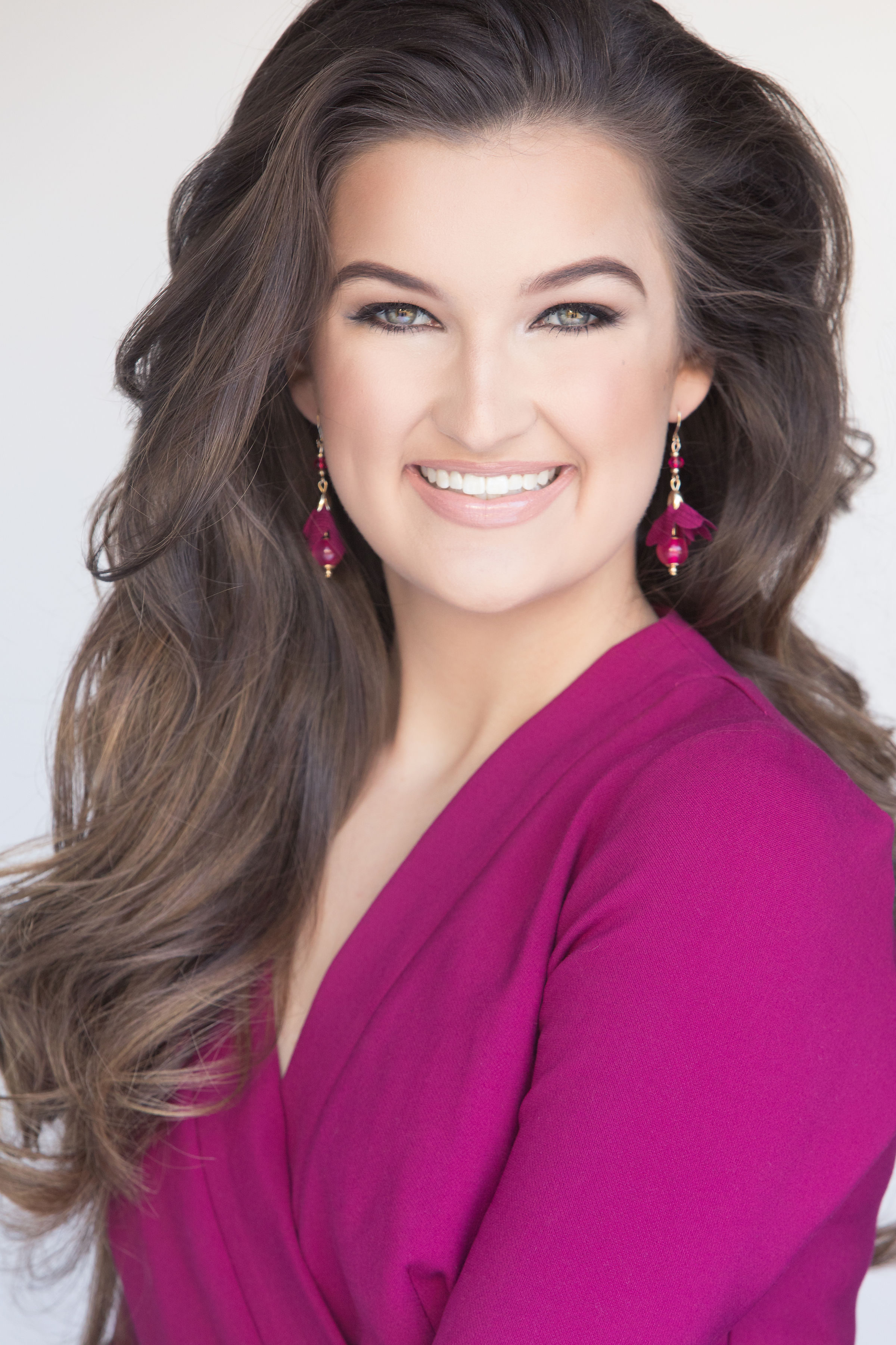 Hannah Young - Miss Georgetown County Teen 2018