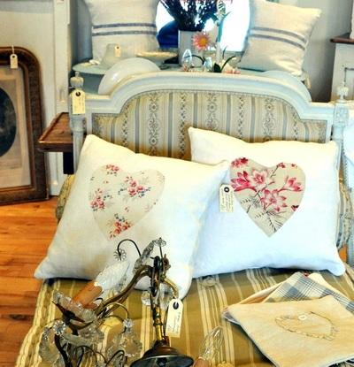 antique textiles in interior design