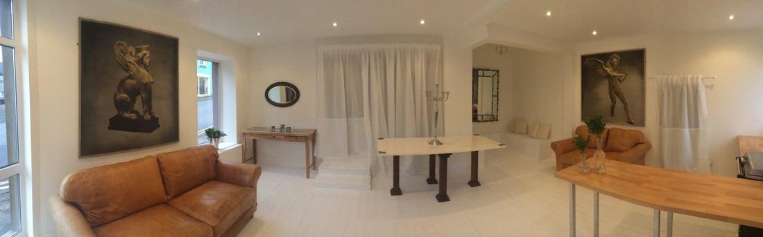 Zing Organics - Interior design & project manager for refurbishment of retail studio & workshop