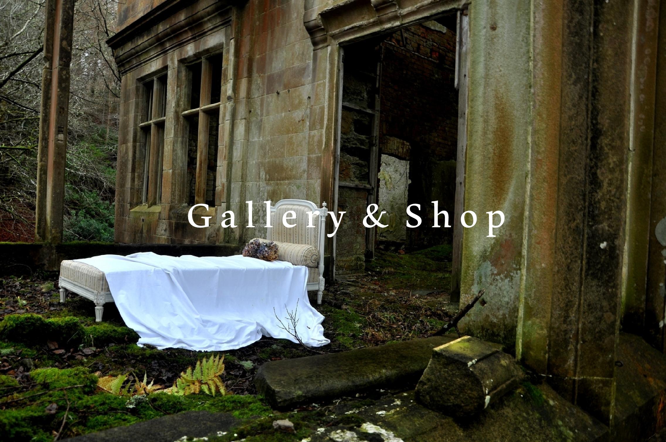 ART GALLERY : collaborative work by Sara Qualter & Bill Baillie.