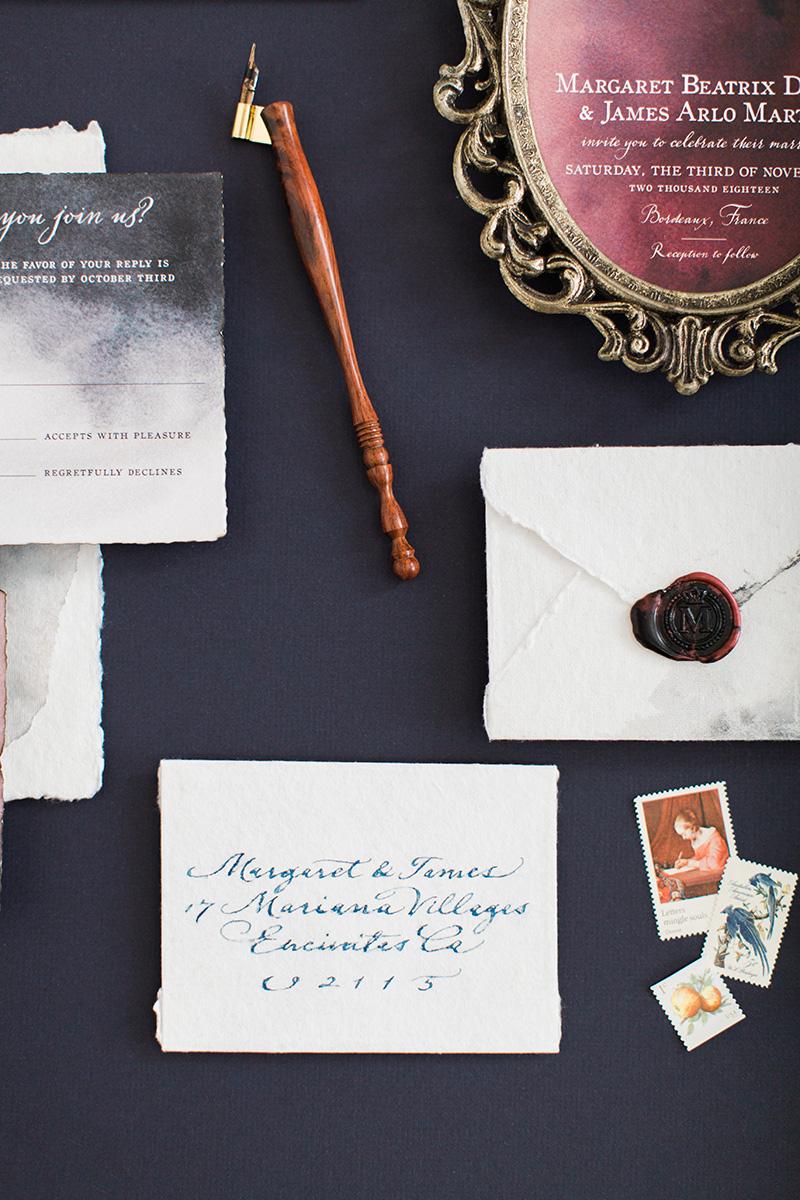 Wax Seals / Nancy Hopkins Lettering