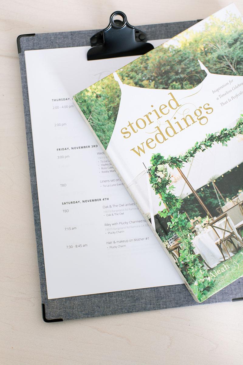 Storied Weddings