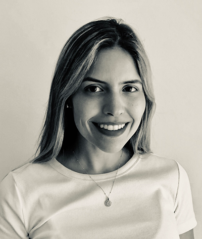 Miss Maria  Teacher. Maria has many years experience both studying and teaching early years across Colombia and now the U.K. Maria spent the last year working at a local private nursery and is very excited to teach at Kingsland.