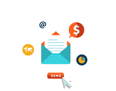 Email Marketing    Reach your customers with up to date events with your content