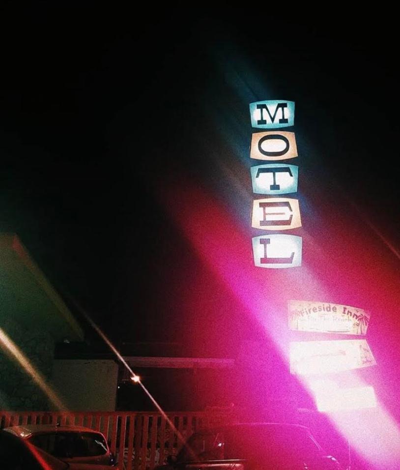 Safety Work's motel location at Fireside Inn in Santa Cruz, CA