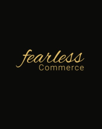 Fearless Commerce Book Volume 1    Soft Cover Edition $25.00