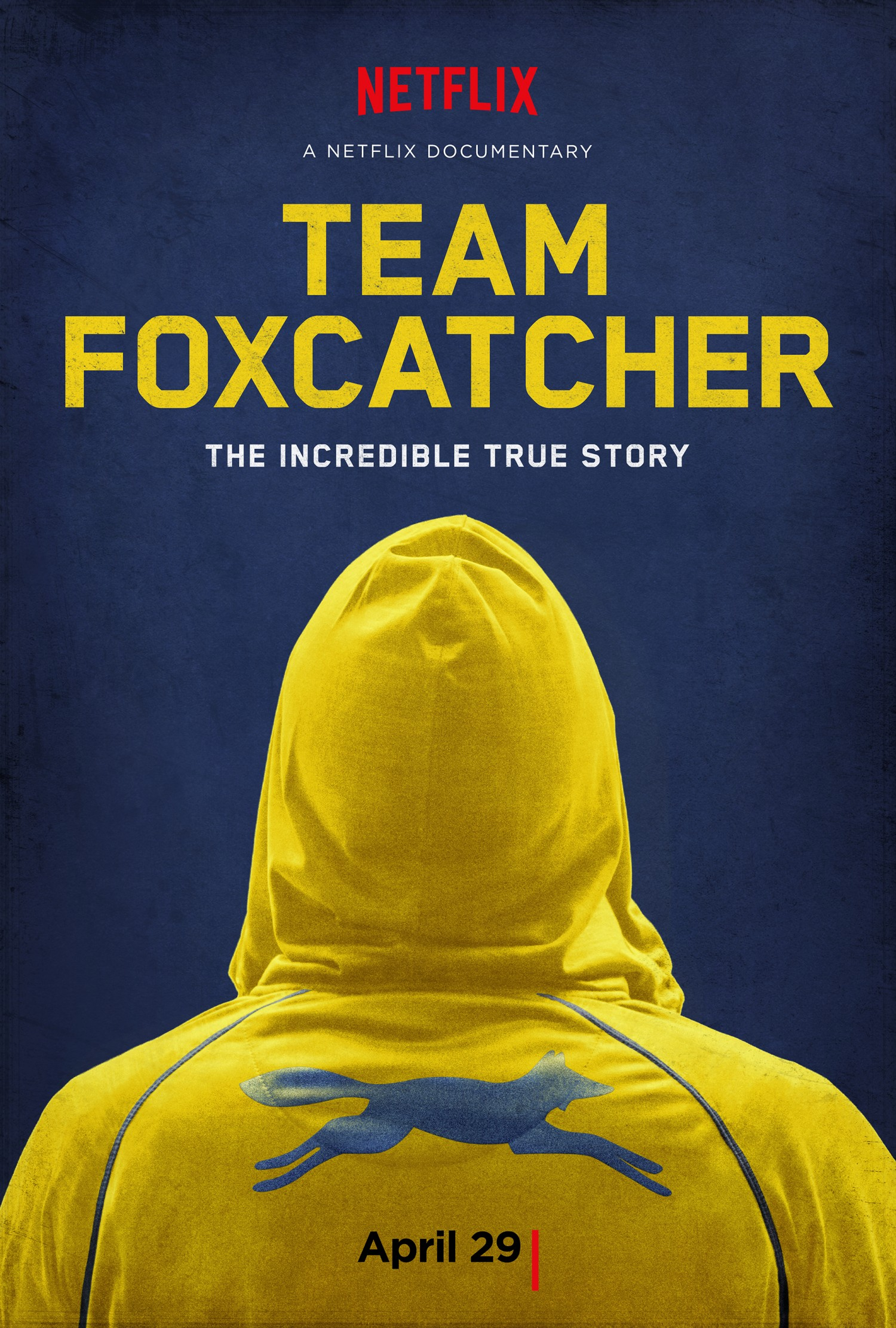 Team Foxcatcher - For Team Foxcatcher director Jon Greenhalgh collaborated with Nancy Schultz, the widow of Olympic wrestler Dave Schultz, whose senseless murder is the central narrative within the film. The movie chronicles the harrowing downward spiral of eccentric billionaire turned murderer John E. du Pont, told by the tight-knit community of wrestlers that lost a friend, a mentor, and one of the most beloved figures in the history of their sport.Team Foxcatcher was edited by Emmy winner Richard Hankin (The Jinx) and premiered at the 2016 Tribeca Film Festival. In 2017, the film was nominated for an Emmy in the Outstanding Historical Documentary category. Team Foxcatcher was acquired by Lisa Nishimura as a Netflix Original and is currently streaming on the service.